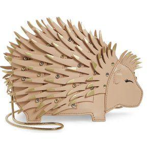 kate spade baja bound porcupine bag purse nwot